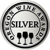 Oregon Wine Awards Silver Label