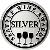 Seattle Wine Awards Silver Label
